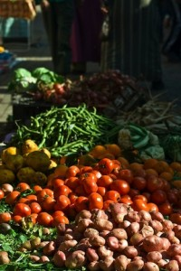 African vegetables are part of traditional and new African recipes (www.africanepicure.com)