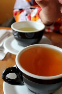 Ginger lemongrass tea is used traditionally in natural healing in African recipes (www.africanepicure.com)