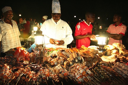 African fish and seafood recipes traditional and modern (www.africanepicure.com)
