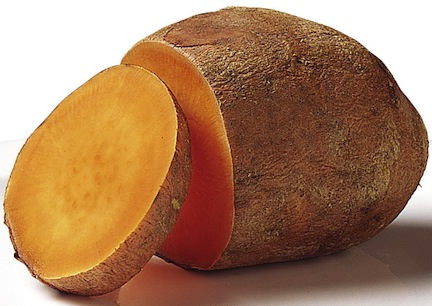 Vegetarian and other African sweet potato recipes (www.africanepicure.com)